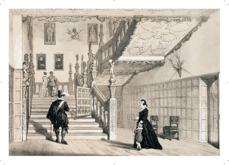 Открытки англия 19 век