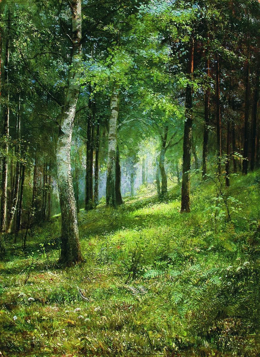 картина ручей в лесу шильдера выбрать подходящий