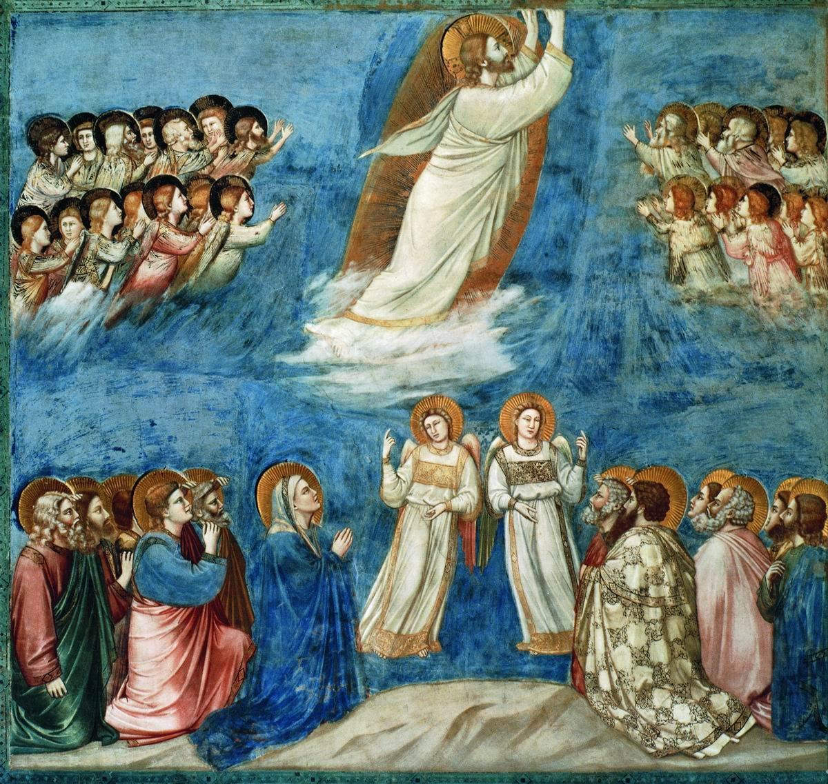 Картинки по запросу Вознесение господне в живописи