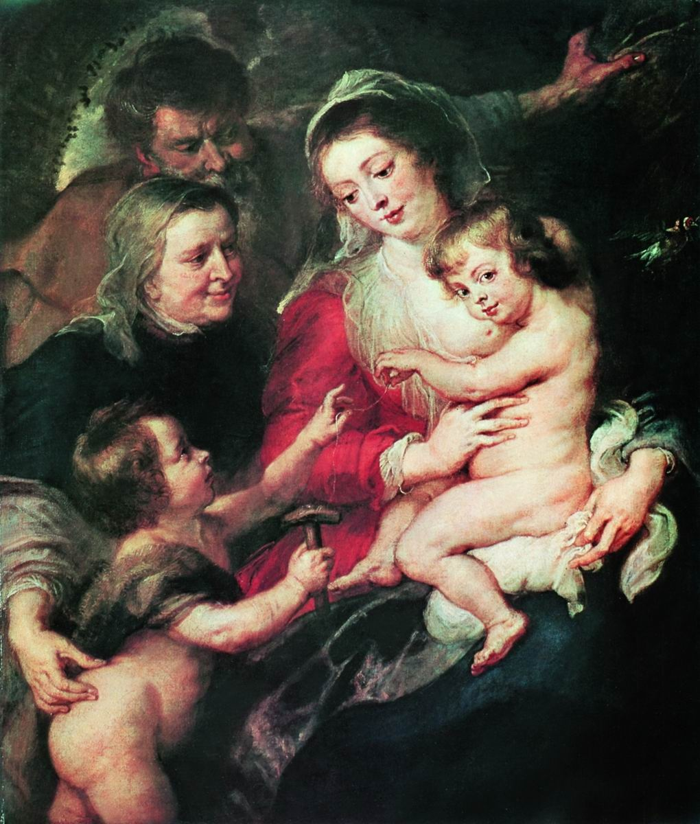 a review of peter paul reubens paintings Peter paul rubens (1577-1640) ought to be the very model of an artist, sane, secure and completely fulfilled, quite apart from being the painter's painter par excellence.
