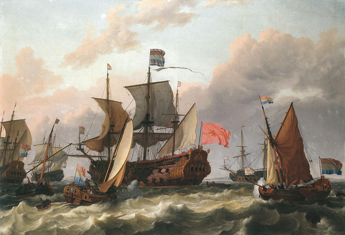 Морская битва при скилле