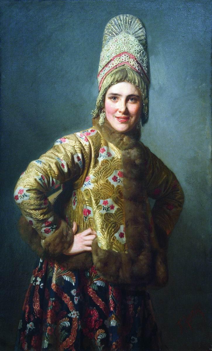 Фото женщин русское 17 фотография