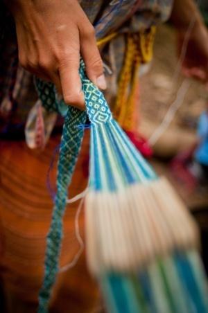 Дощечка для плетения поясов